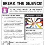 Break The Silence - New Stigma-Busting Action Group